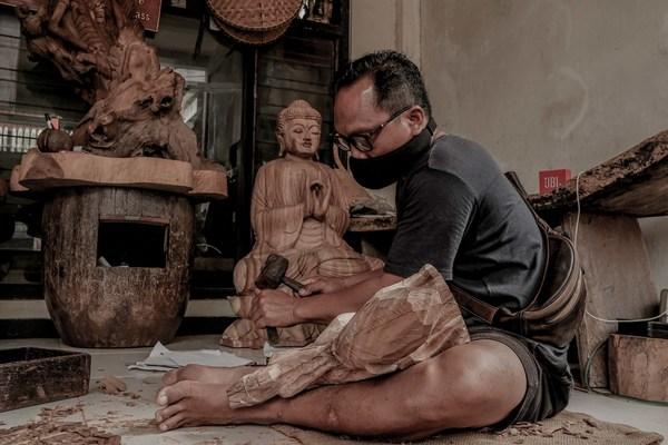 峇厘島傳統木雕