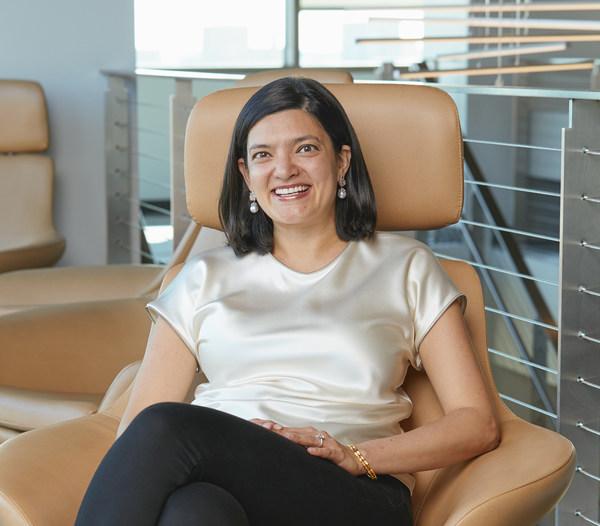 Zymergen 財務總監 Ena Singh