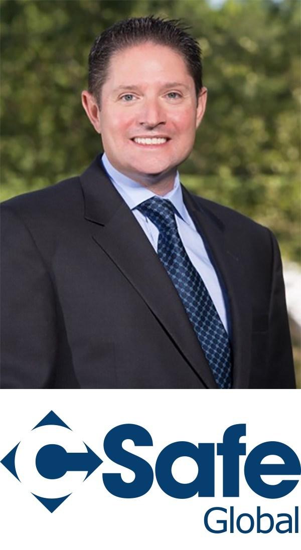 CSafe Global 財務總監 Charles Bodner